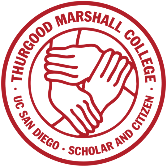 Marshall College Logo.